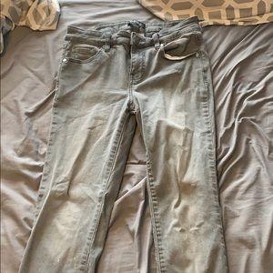 David Bitton Grey Jeans